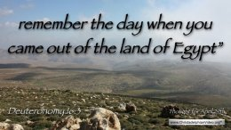 "Daily Readings & Thought for April 29th. ""REMEMBER THE DAY"