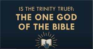 The Gospel Online - Is the Trinity True? 6- Videos