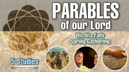 Parables of our Lord Series - 5 Videos