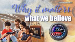 Why it matters what we believe!
