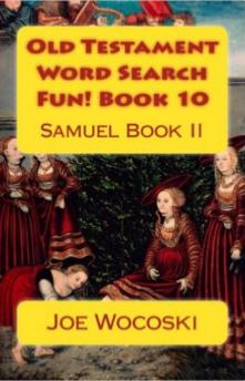 Old Testament Word Search Fun! Book 10 Samuel Book II