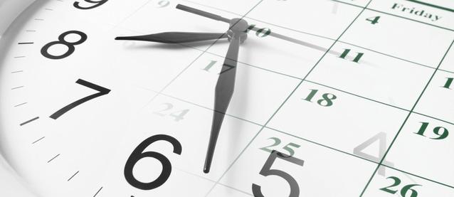 Retour à l'horaire régulier dès le 25 janvier. Bonne session!