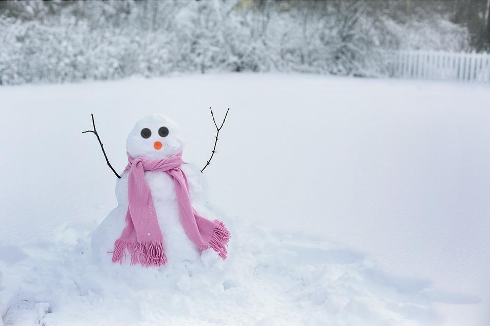 Mon pays c'est l'hiver!