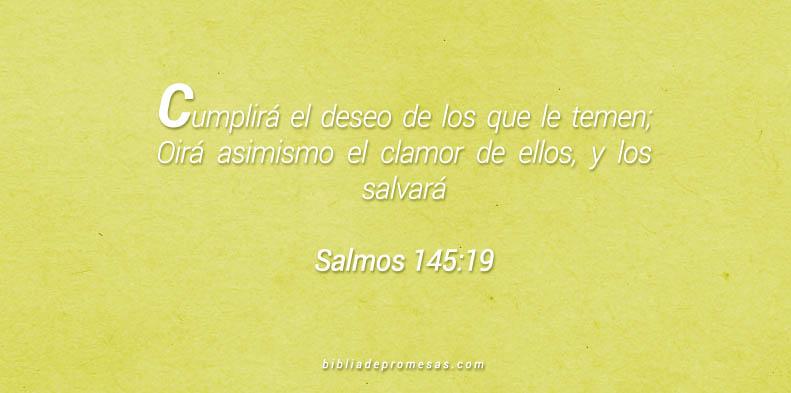 Salmos 145:19