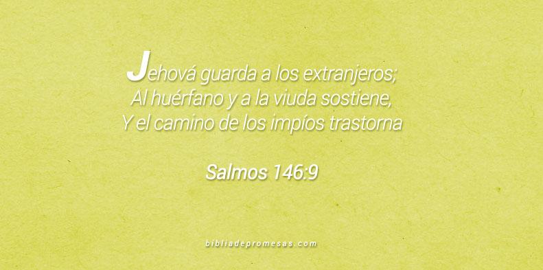 salmos 146:9