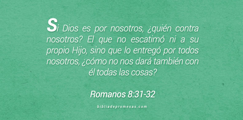 Romanos 8:31-32
