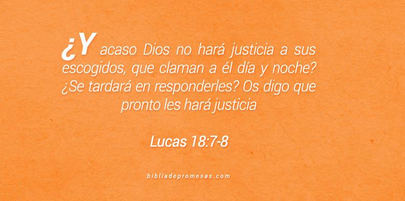 Lucas 18:7-8