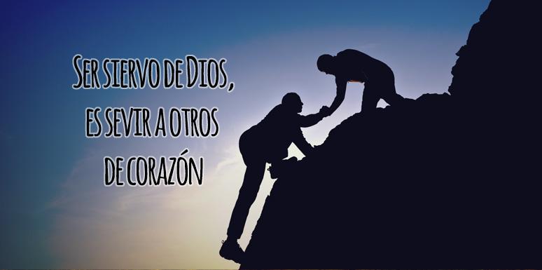 Siervo de Dios