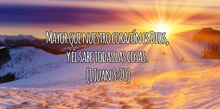 Dios en Nuestro Corazón