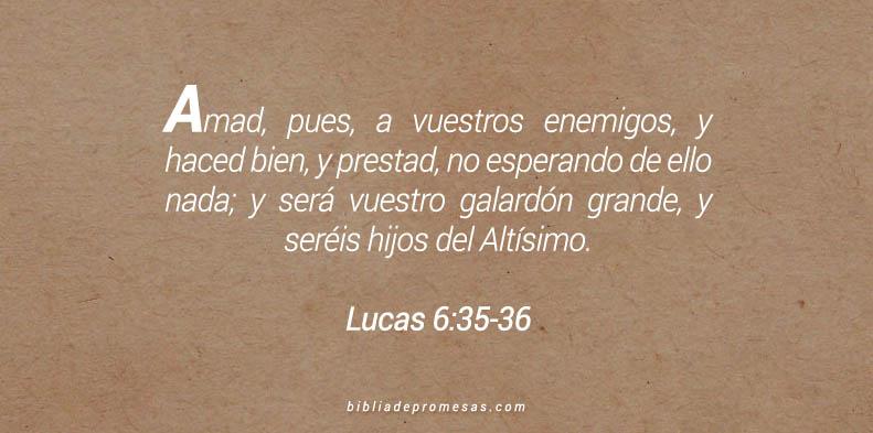 Lucas 6:35-36