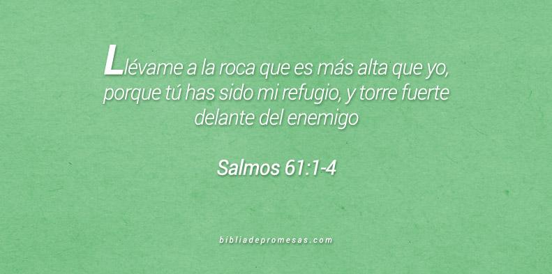 Salmos 61:1-4