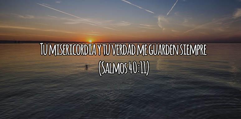 Salmos 40:11