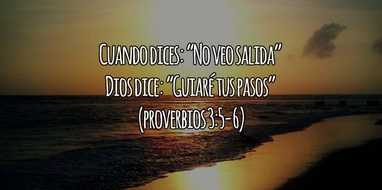 Dios Guía Mis Pasos