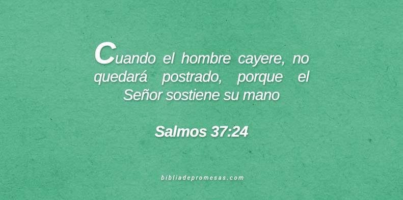 Salmos 37:24