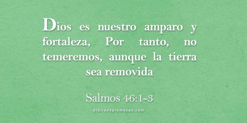 Salmos 46:1-3