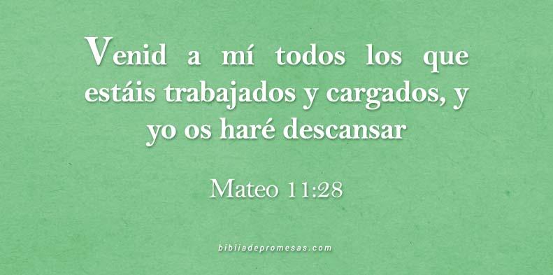 Mateo11-28