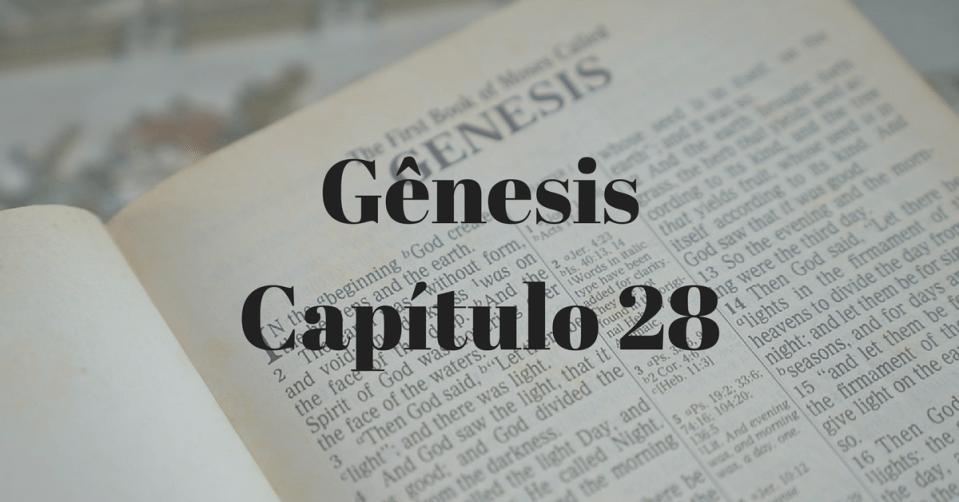 Gênesis Capítulo 28