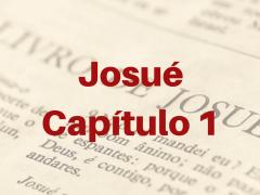 Josué Capítulo 1