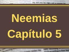 Neemias Capítulo 5
