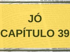 Jó Capítulo 39