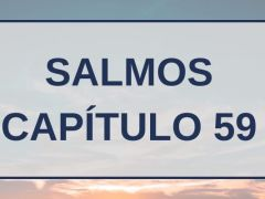 Salmos Capítulo 59