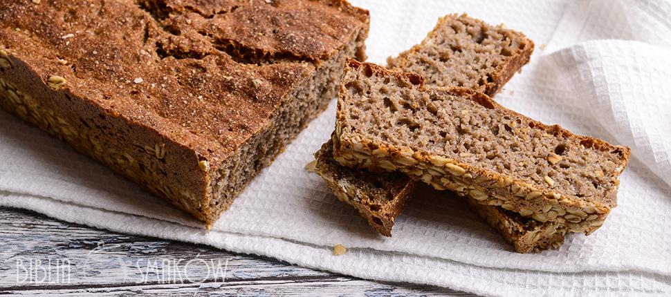 Chleb żytnio-pszenny na zakwasie