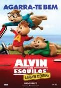 ALVIN E OS ESQUILOS - A GRANDE AVENTURA