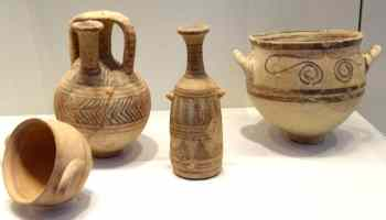 Philistine Pottery
