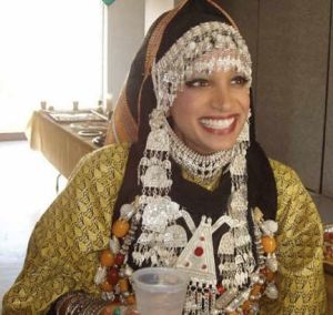 Yemenite Jewsih Bride