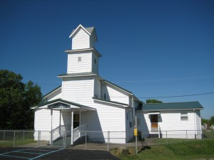 Creighton Ridge Church of Christ building