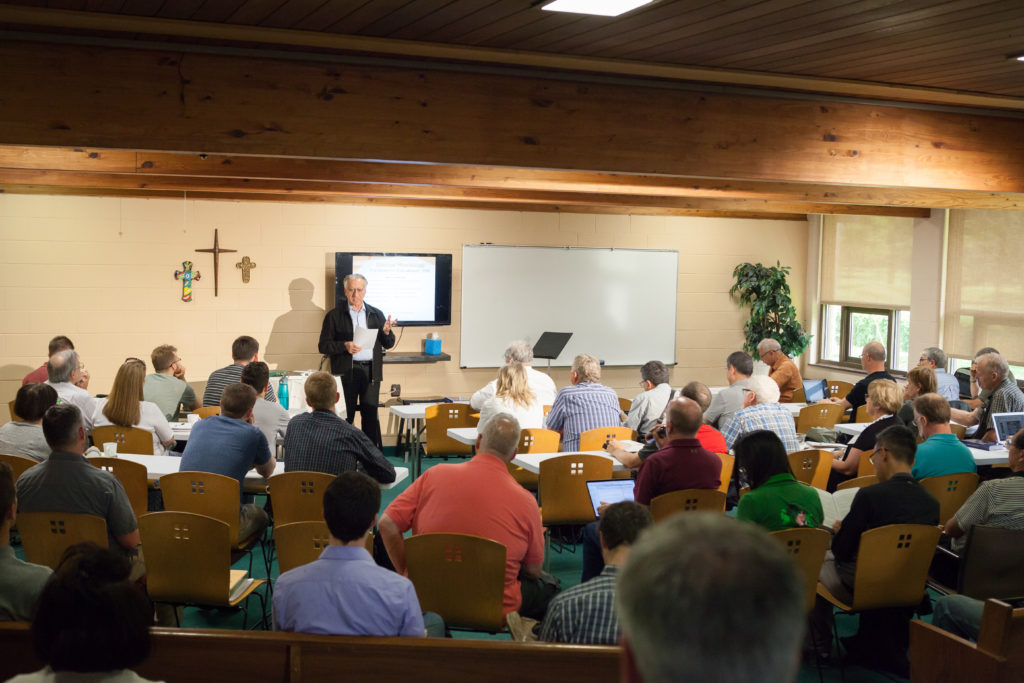 Missiology seminar and Bible translation