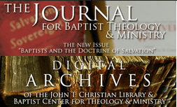 Journal for Baptist Theology and Mission on-line 1