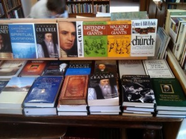Book Aid London - a Hidden Gem of a Theological Bookshop 9