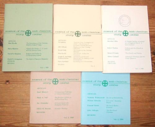 Journal of the Irish Christian Study Centre