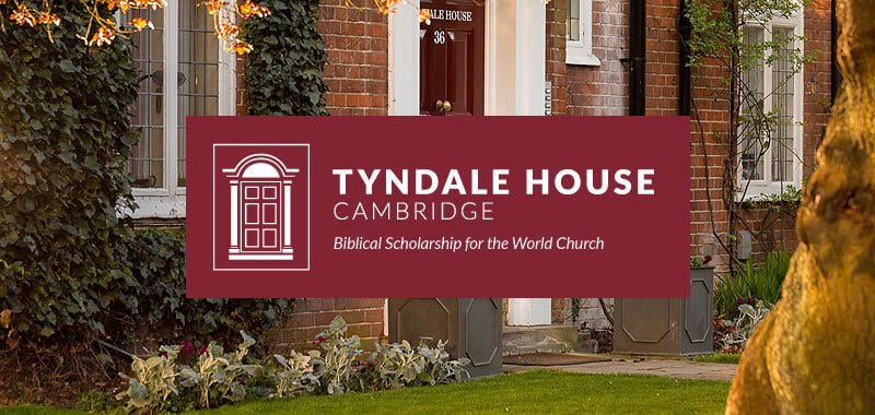 TYndale House Newsletter Header June 2017