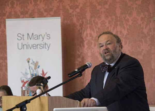 Professor Steve Walton's Inauguration