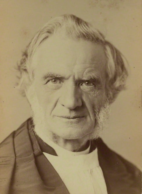 Brooke Foss Westcott (12 January 1825 – 27 July 1901)