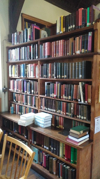 BETH Conference 2019 Day 3: Pusey House Library 5