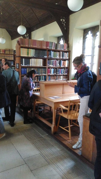 BETH Conference 2019 Day 3: Pusey House Library 2