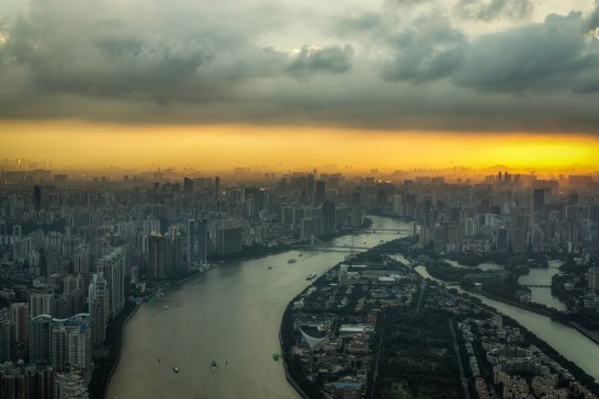 Canton Tower Observation Deck