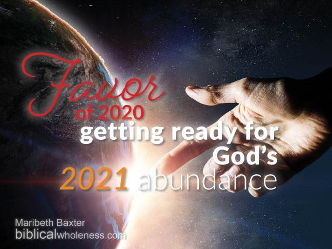 2020 / 2021 favor and abundance