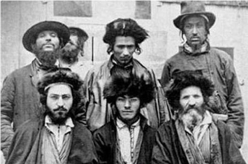 Khazar Jews 1878