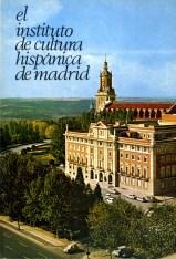 ICH de Madrid.cubierta libro