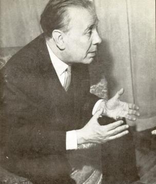 Borges en el Instituto de Cultura Hispánica (febrero de 1963)