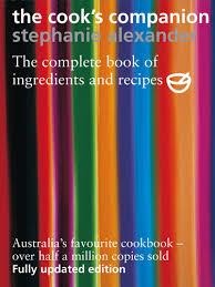 Bibliocook.com - 2005 - The Cook's Companion by Stephanie Alexander