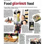 The Irish Times – Christmas supplement: Food glorious food