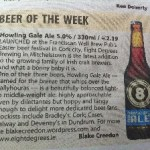 Howling Gale in the news