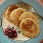 Sunday morning pikelets