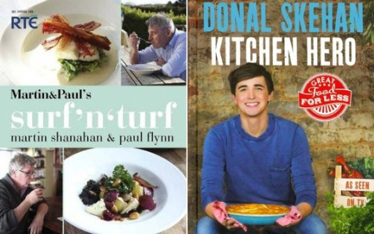 Surf'n'Turf by Martin Shanahan & Paul Flynn - Kitchen Hero by Donal Skehan