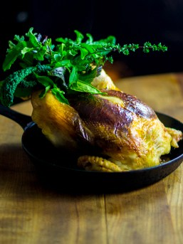 Bibliocook.com - NoMAD roast chicken. Picture by David Kiernan, Kitchen 72